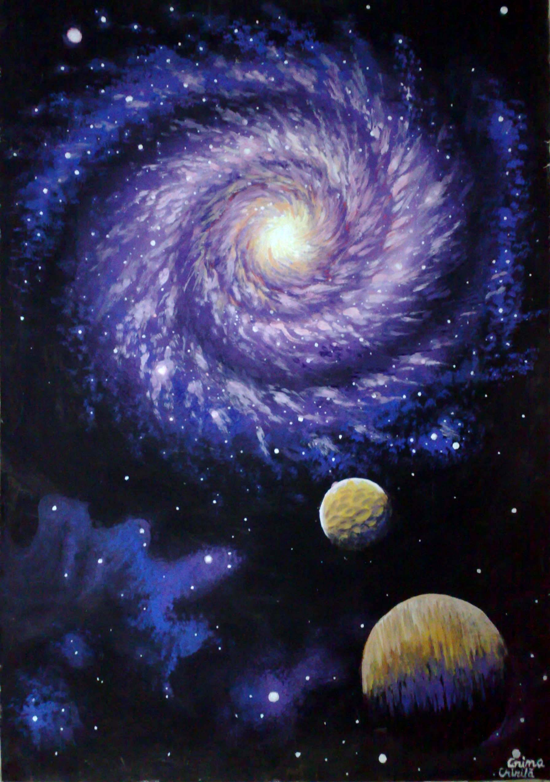 Space Paintings
